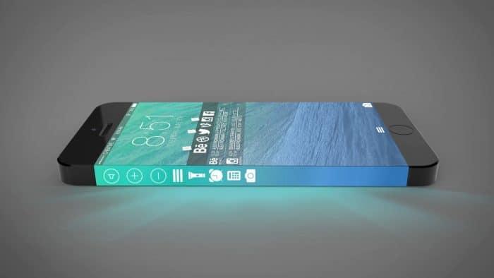 iPhone à écran pliable